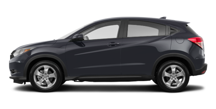 2017 Honda HR-V EX-2WD | Photo 4 | Modern Steel Metallic