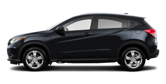 2017 Honda HR-V EX-L NAVI | Photo 4 | Crystal Black Pearl