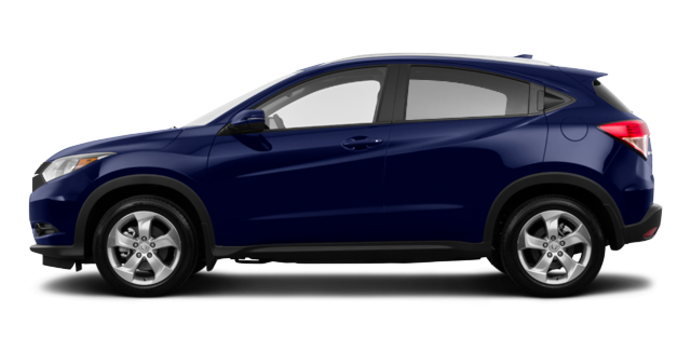 2017 Honda HR-V EX-L NAVI | Photo 4 | Deep Ocean Pearl