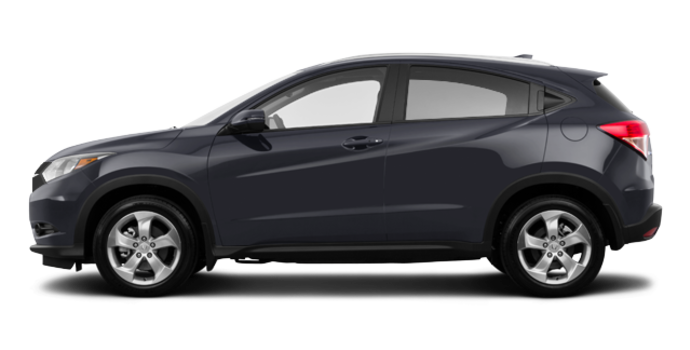 2017 Honda HR-V EX-L NAVI | Photo 4 | Modern Steel Metallic