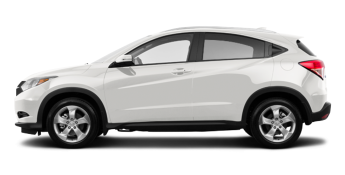 2017 Honda HR-V EX-L NAVI | Photo 4 | White Orchid Pearl