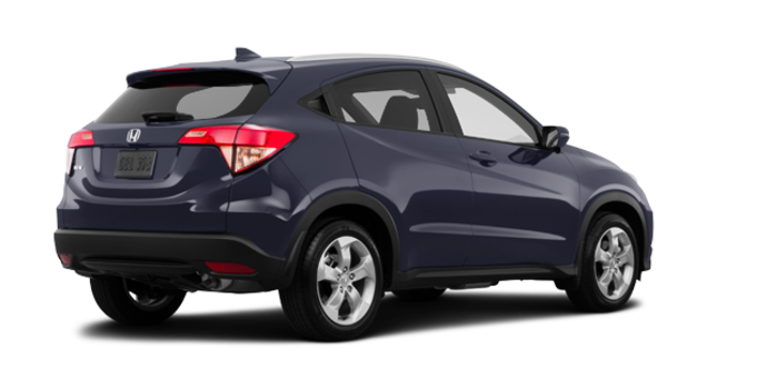 2017 Honda HR-V EX-L NAVI | Photo 5 | Mulberry Metallic