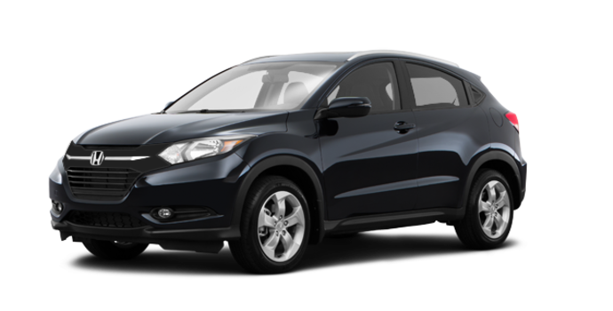 2017 Honda HR-V EX-L NAVI | Photo 6 | Crystal Black Pearl