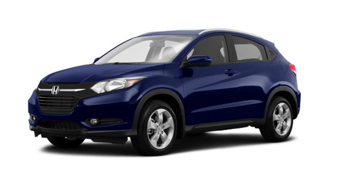 2017 Honda HR-V EX-L NAVI | Photo 6 | Deep Ocean Pearl