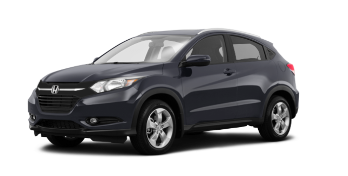 2017 Honda HR-V EX-L NAVI | Photo 6 | Modern Steel Metallic