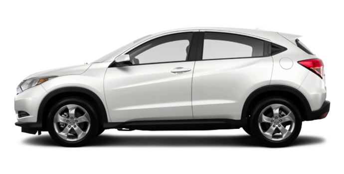 2017 Honda HR-V LX-2WD | Photo 4 | White Orchid Pearl