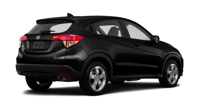 2017 Honda HR-V LX | Photo 5 | Crystal Black Pearl