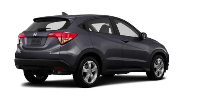 2017 Honda HR-V LX | Photo 5 | Modern Steel Metallic