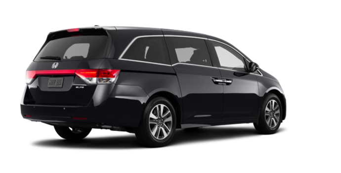 2017 Honda Odyssey TOURING | Photo 5 | Crystal Black Pearl