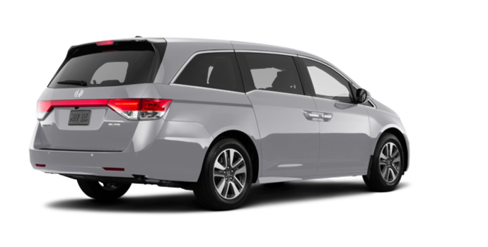 2017 Honda Odyssey TOURING | Photo 5 | Lunar Silver Metallic