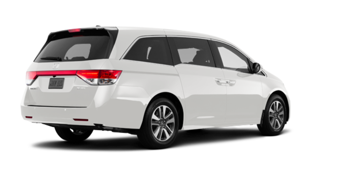 2017 Honda Odyssey TOURING | Photo 5 | White Diamond Pearl