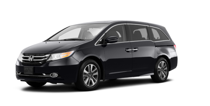 2017 Honda Odyssey TOURING | Photo 6 | Crystal Black Pearl