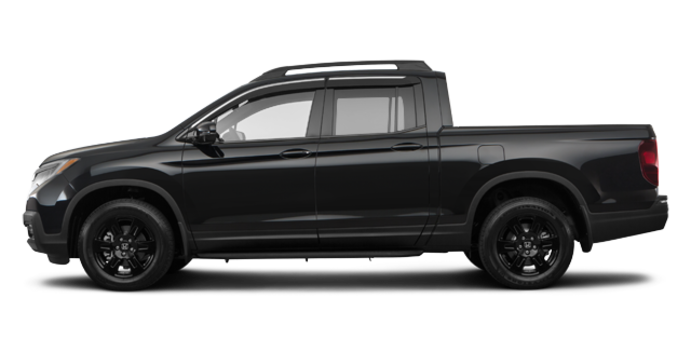 2017 Honda Ridgeline BLACK EDITION | Photo 4 | Chrystal Black Pearl