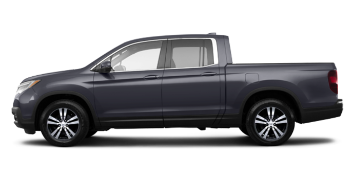 2017 Honda Ridgeline EX-L | Photo 4 | Modern Steel Metallic