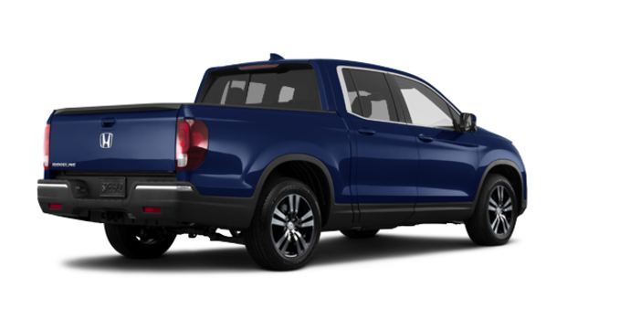 2017 Honda Ridgeline EX-L | Photo 5 | Obsidian Blue Pearl