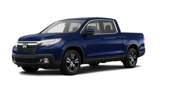 2017 Honda Ridgeline EX-L | Photo 6 | Obsidian Blue Pearl