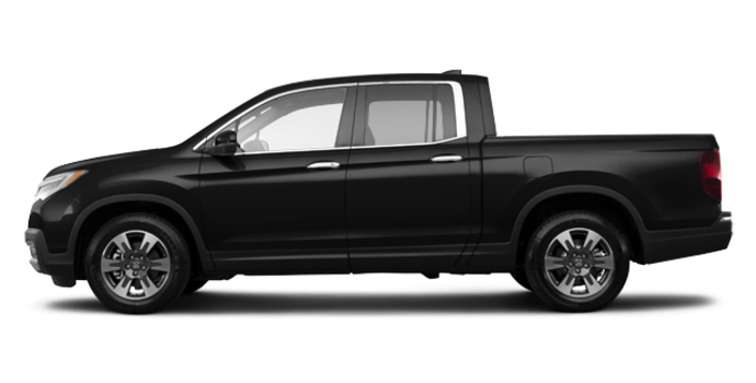 2017 Honda Ridgeline TOURING | Photo 4 | Chrystal Black Pearl