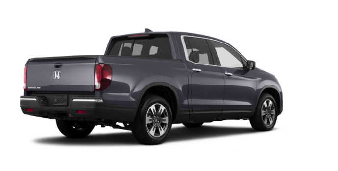2017 Honda Ridgeline TOURING | Photo 5 | Modern Steel Metallic