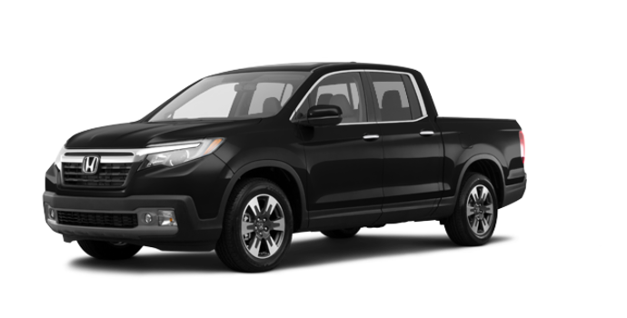 2017 Honda Ridgeline TOURING | Photo 6 | Chrystal Black Pearl
