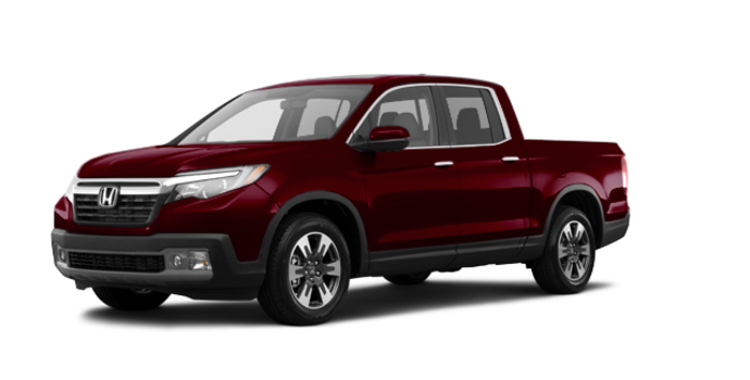 2017 Honda Ridgeline TOURING | Photo 6 | Deep Scarlet Pearl