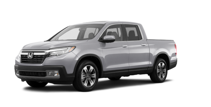 2017 Honda Ridgeline TOURING | Photo 6 | Lunar Silver Metallic