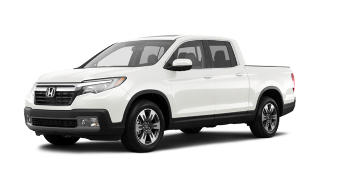 2017 Honda Ridgeline TOURING | Photo 6 | White Diamond Pearl