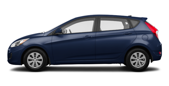 2017 Hyundai Accent 5 Doors GL | Photo 4 | Pacific Blue