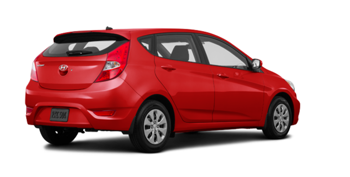 2017 Hyundai Accent 5 Doors GL | Photo 5 | Boston Red