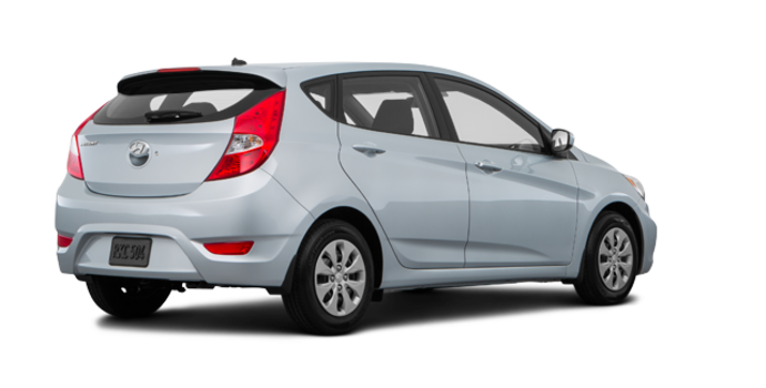 2017 Hyundai Accent 5 Doors GL | Photo 5 | Ironman Silver