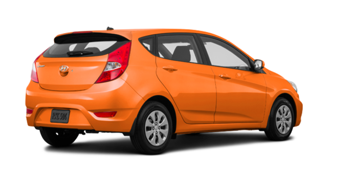 2017 Hyundai Accent 5 Doors GL | Photo 5 | Vitamin C
