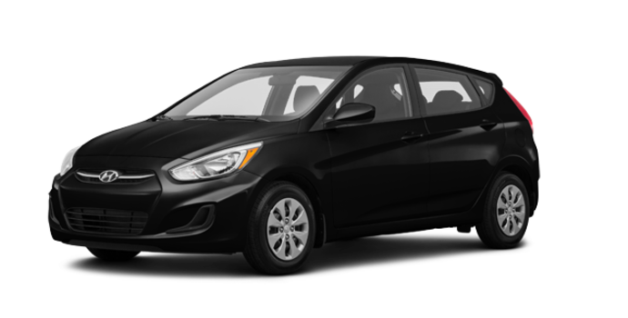2017 Hyundai Accent 5 Doors L | Photo 6 | Ultra Black