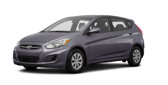 2017 Hyundai Accent 5 Doors L | Photo 6 | Triathlon Grey