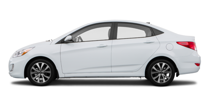 2017 Hyundai Accent Sedan GLS | Photo 4 | Century White