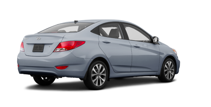 2017 Hyundai Accent Sedan GLS | Photo 5 | Ironman Silver