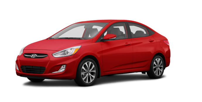 2017 Hyundai Accent Sedan GLS | Photo 6 | Boston Red