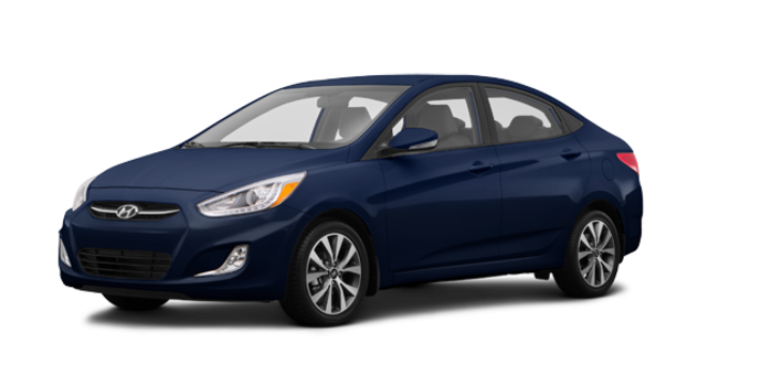 2017 Hyundai Accent Sedan GLS | Photo 6 | Pacific Blue