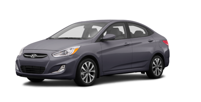 2017 Hyundai Accent Sedan L | Photo 6 | Triathlon Grey