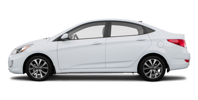 2017 Hyundai Accent Sedan SE | Photo 4 | Century White