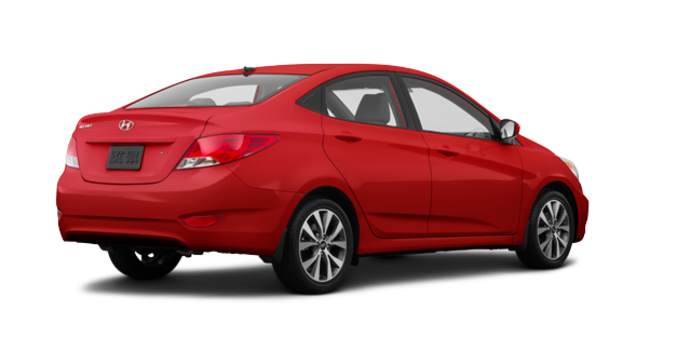 2017 Hyundai Accent Sedan SE | Photo 5 | Boston Red