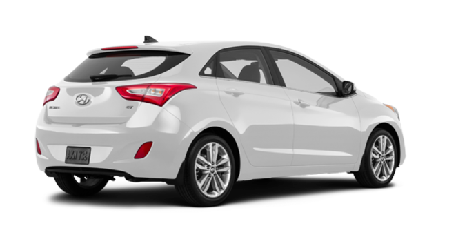 2017 Hyundai Elantra GT LIMITED | Photo 5 | Polar White