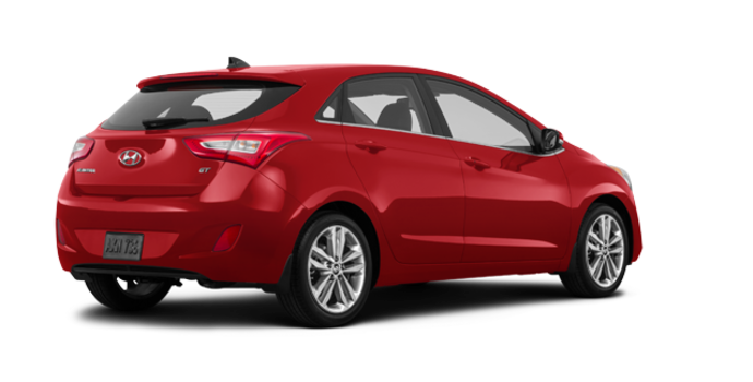 2017 Hyundai Elantra GT LIMITED | Photo 5 | Fiery Red