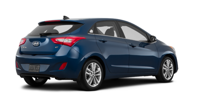 2017 Hyundai Elantra GT LIMITED | Photo 5 | Star Gazing Blue