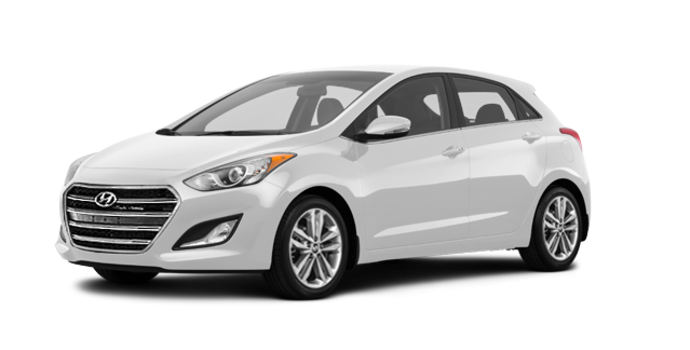 2017 Hyundai Elantra GT LIMITED | Photo 6 | Polar White