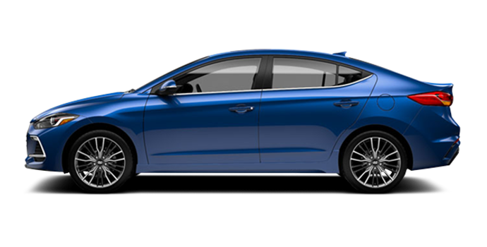 2017 Hyundai Elantra Sport TECH | Photo 4 | Marina Blue