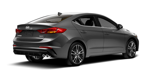 2017 Hyundai Elantra Sport TECH | Photo 5 | Iron Gray