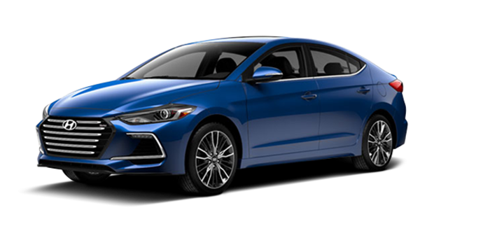 2017 Hyundai Elantra Sport TECH | Photo 6 | Marina Blue