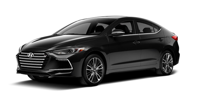 2017 Hyundai Elantra Sport TECH | Photo 6 | Space Black