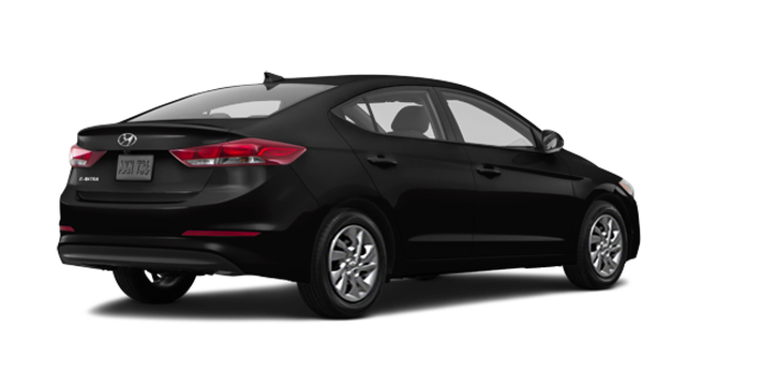 2017 Hyundai Elantra L | Photo 5 | Black Pearl