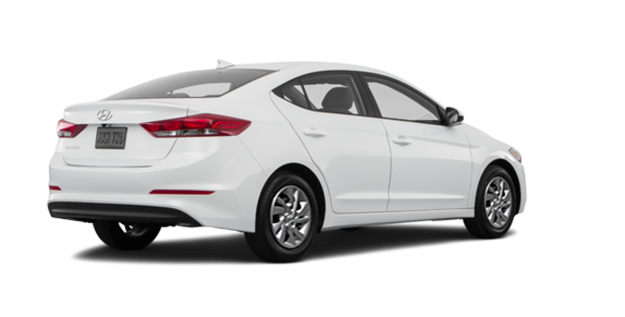 2017 Hyundai Elantra L | Photo 5 | Ice White
