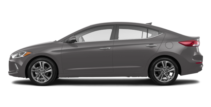 2017 Hyundai Elantra LIMITED SE | Photo 4 | Iron Gray